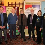 Town Councillors and Fairtrade Group Members